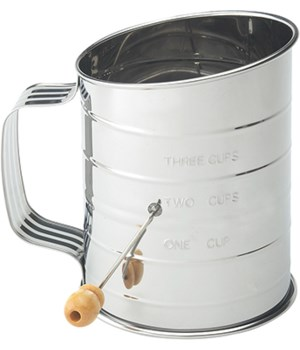 SIFTER 3 CUP CRANK SS