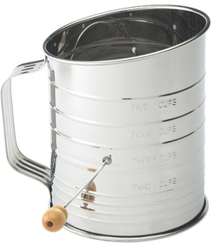 SIFTER 5 CUP CRANK SS