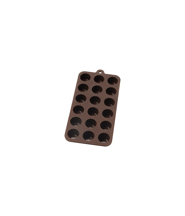 SILICONE CHOC MOLD CORDIAL CUP