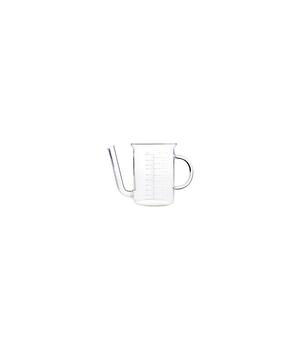 GLASS GRAVY STRAINER 32oz
