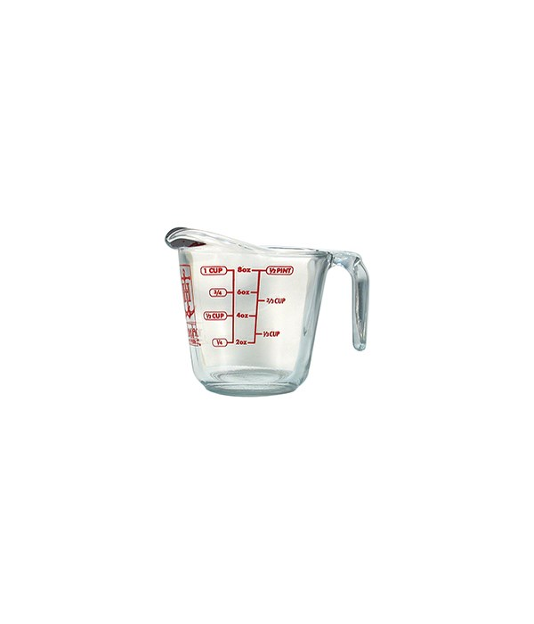 MEAS CUP OVEN PRF 1 CUP MIN/4