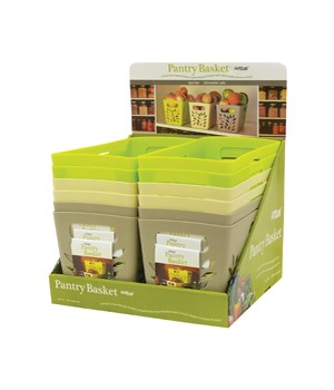 PANTRY BASKET DISP/12