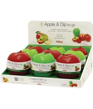 SNACK ATTACK APPLE D/9