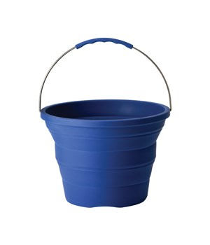 COLLAPSIBLE SILICONE BUCKET BL