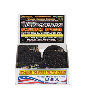 JETZ SCRUBZ DISPLAY/18