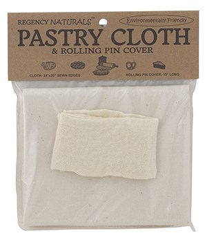 NATURAL PASTRY CLOTH 24 X 20 in.