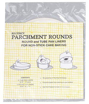 PARCHMENT RD/TUBE LINER 12+12