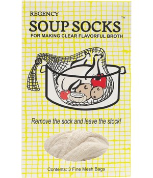 SOUP SOCK SET/3 BX
