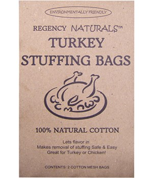 NATURAL TURKEY STUFFING BAG
