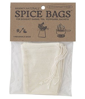 NATURALS SPICE BAGS