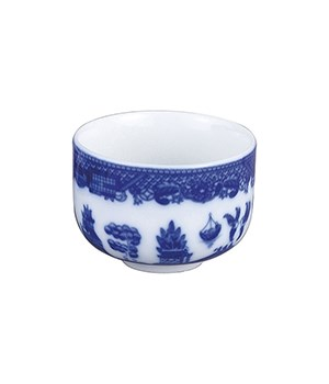 CUP TEA BLUE WILLOW