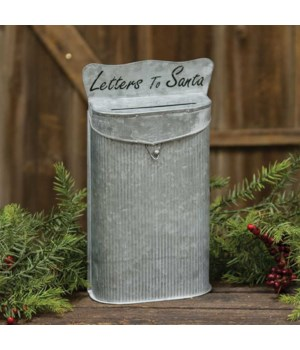 Letters to Santa Post Box ..