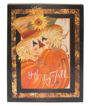 Yep! It's Fall Sign 16h in.