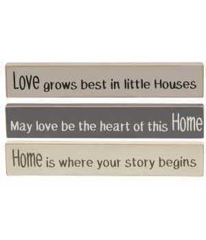 M18 Home Farmhouse Colors Mini Stick, 3 Asstd.