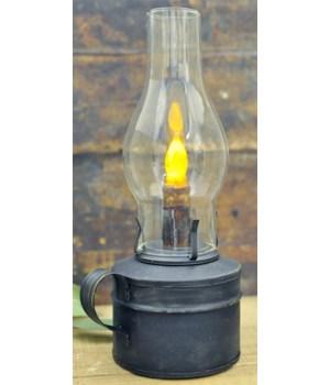 Barn Lantern - Black - BOC Timer