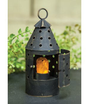 Miniature Lantern - RAILROAD - Timer 2 3/8  x 5 1/2  in.