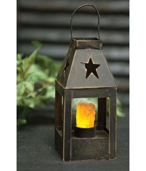 Miniature Lantern - COLONIAL - Timer 2.5 x 5  in.