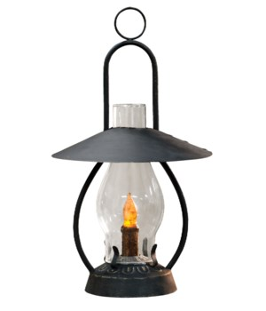 Hanging Taper Lantern 13.25  h x 5.5  w in.