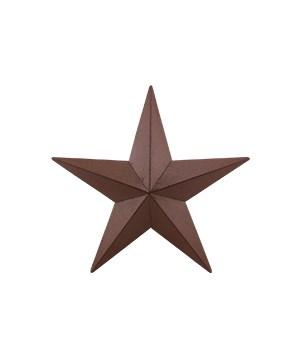 Star - Burgundy 12 in.