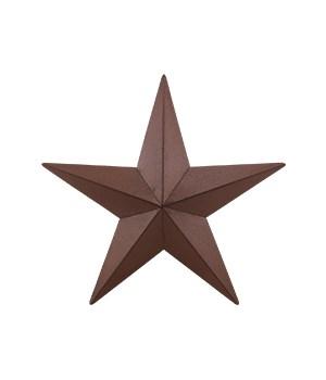Star - Burgundy 18 in.