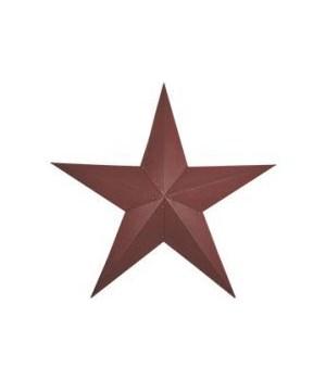 Star - Burgundy 48 in.