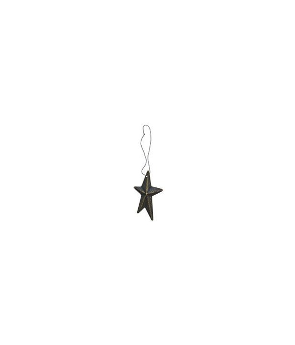 M36 Whimsical Hanging Star - Black
