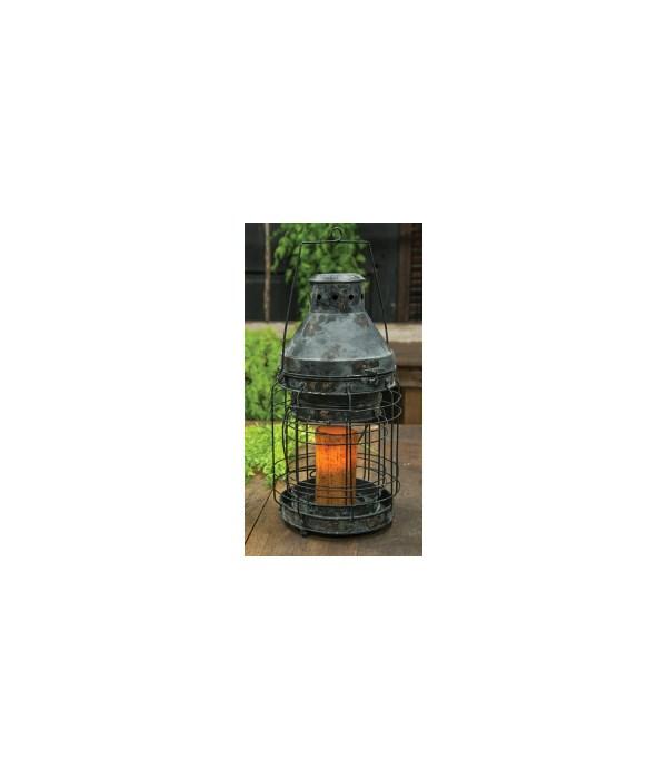 2/Set, Railroad Lanterns 18.5x8.5 in.