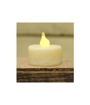 Ivory Switch Tealight - BOC