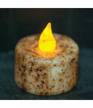 Burnt Ivory Timer Tealight - BOC