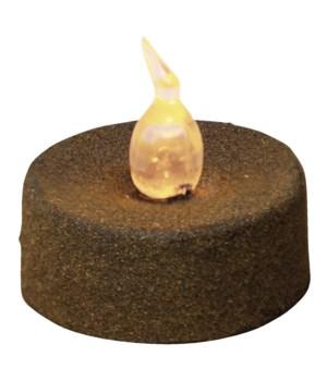 Cinnamon Coated Timer Tealight