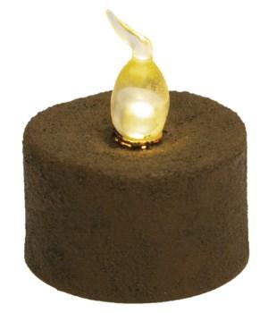 Cinnamon Coated Votive Timer Tealight