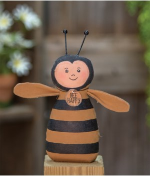 Bee Critter 6 x 2 x 7.5 in.