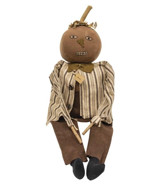 Steven Jack O' Lantern Doll