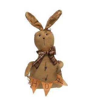 Hop Banner Bunny 15 h in.