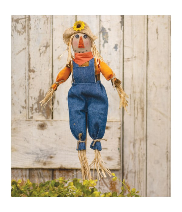 Scarecrow Stake 5 w x 2  dp x 24 h in.