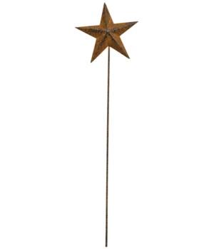 6/Set, Rusty Star Picks 3.5 x 14.5 in.