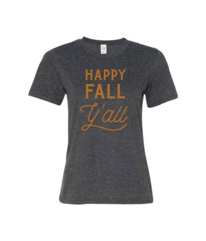Happy Fall- X-Large