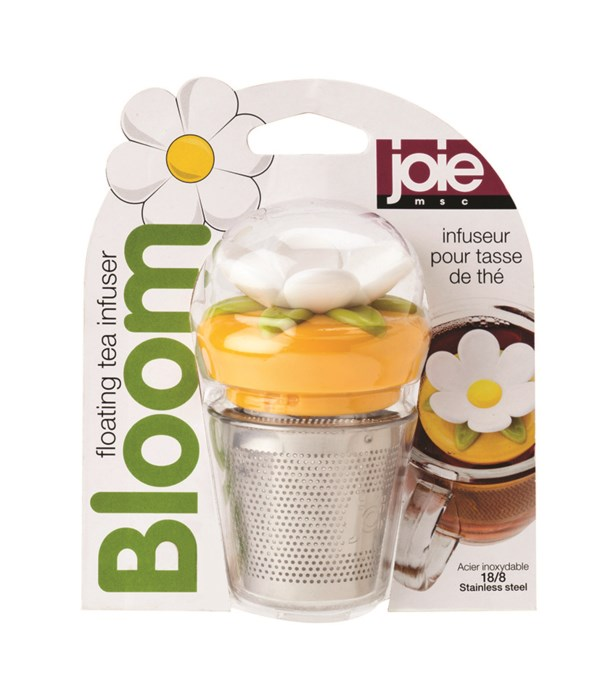 Bloom Floating Tea Infuser (Card)