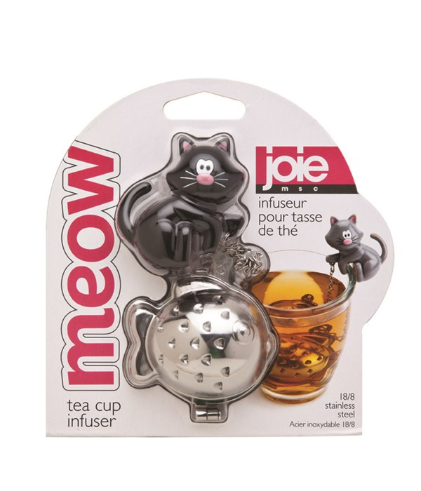 Meow Tea Cup Infuser (Card)