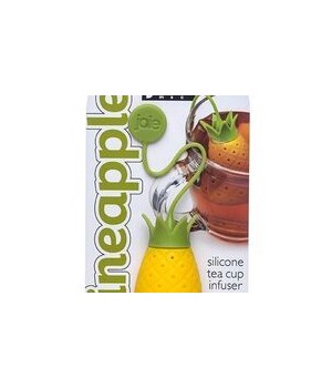 Pineapple Silicone Tea Infuser (Card)