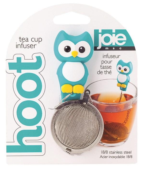 Hoot Tea Cup Infuser (Card)