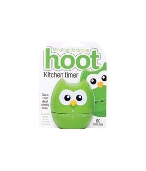 Hoot Kitchen Timer (Card)