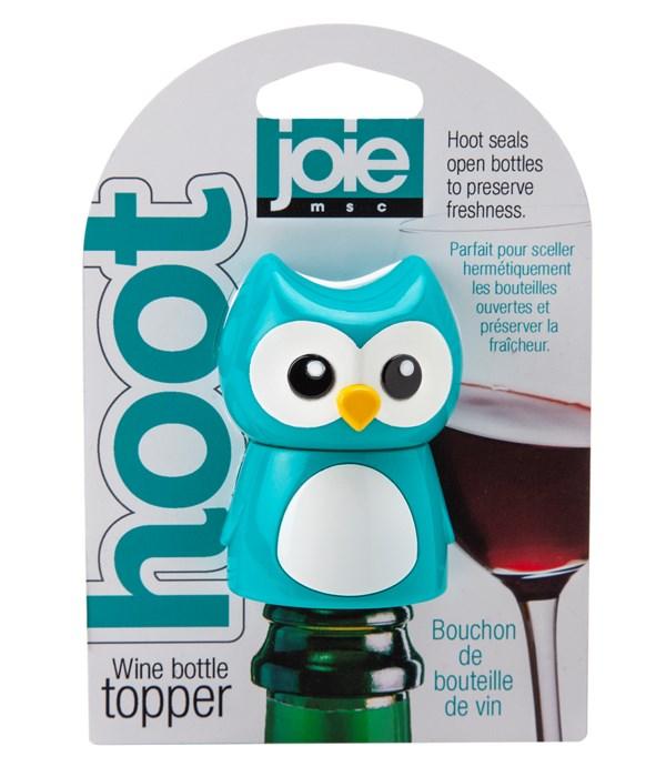 Hoot Bottle Stopper (Card)