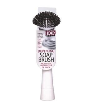 Dispensing Soap Brush  (Card)