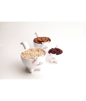 Meow - Measuring Cups (Sleeve)