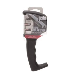Triple Edge Knife Sharpener