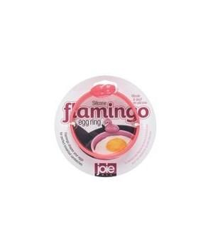 Flamingo - Egg Ring (Card)