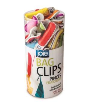 M30 Rainbow Bag Clips (30 pc Display)