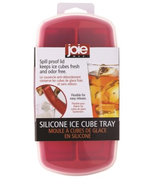 Silicone Ice Cube Tray (Card)