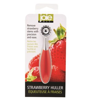 Stainless Steel Strawberry Huller (Card)